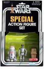 Star Wars Special Action Figure Droid Set R5-D4 Death Star Droid Power Droid