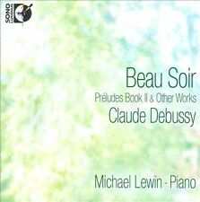 CLAUDE DEBUSSY: BEAU SOIR - PR'LUDES BOOK 2 & OTHER WORKS NEW DVD