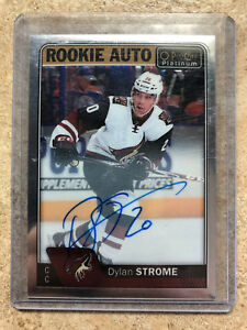 16-17-OPC-O-PEE-CHEE-Platinum-Rookie-RC-Auto-R-ST-DYLAN-STROME