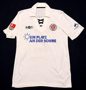 DYF-match-issued-Trikot-FC-St-Pauli-Away-2010-2011-Florian-Lechner-Gr-M