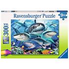 Ravensburger Smiling Sharks XXL 300pc Jigsaw Puzzle 13225