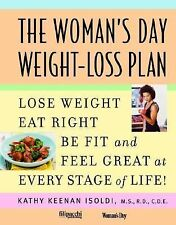 The Woman's Day Weight-Loss Plan: Lose Weight, Eat Right [hardcover] SHIPS FREE