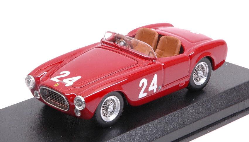 Ferrari ist im ruhestand targa florio 225   24 1952 g. mancini 1 43 modell art-model