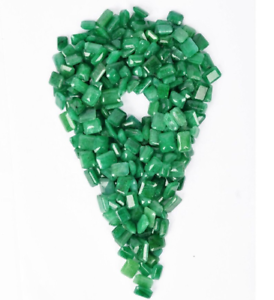 100-Ct-Natural-Emerald-Cut-Colombian-Green-Emerald-Loose-Gemstone-Bulk-Lot-14