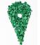 100-Ct-Natural-Emerald-Cut-Colombian-Green-Emerald-Loose-Gemstone-Bulk-Lot-14 thumbnail 1