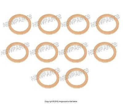 For Set of 5 Aluminum Washer 18 X 24 X 1.5 mm FISCHER /& PLATH 1006739