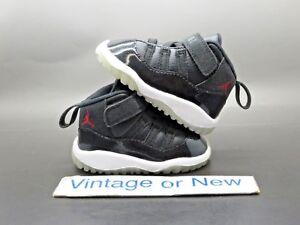 ecd74d797e69 Nike Air Jordan XI 11 72-10 2015 Retro 378040-002 BT Toddler sz 4C ...