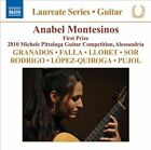 Anabel Montesinos: Guitar Recital [16 Tracks] (CD, Aug-2011, Naxos (Distributor))