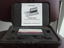 MAHR PORTABLE SURFACE ROUGHNESS GAGES POCKET SURF