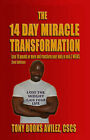 The 14 Day Miracle Transformation by Tony Books Avilez (Paperback / softback, 2003)
