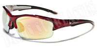 Men's X Loop Sunglasses Xl48105 Uv400 Davis G7 Red Shades Sunnies
