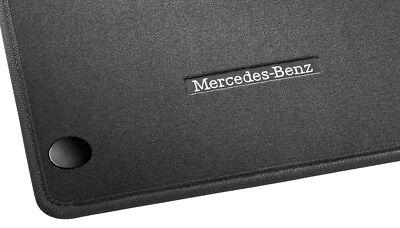 Mercedes Benz Original Gummi Fussmatten W 447 V Klasse//Vito LHD Schwarz Neu OVP