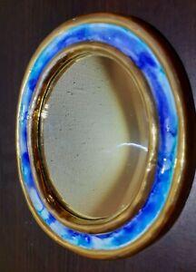 Petit Miroir en Céramique  dlg  de FRANCOIS LEMBO