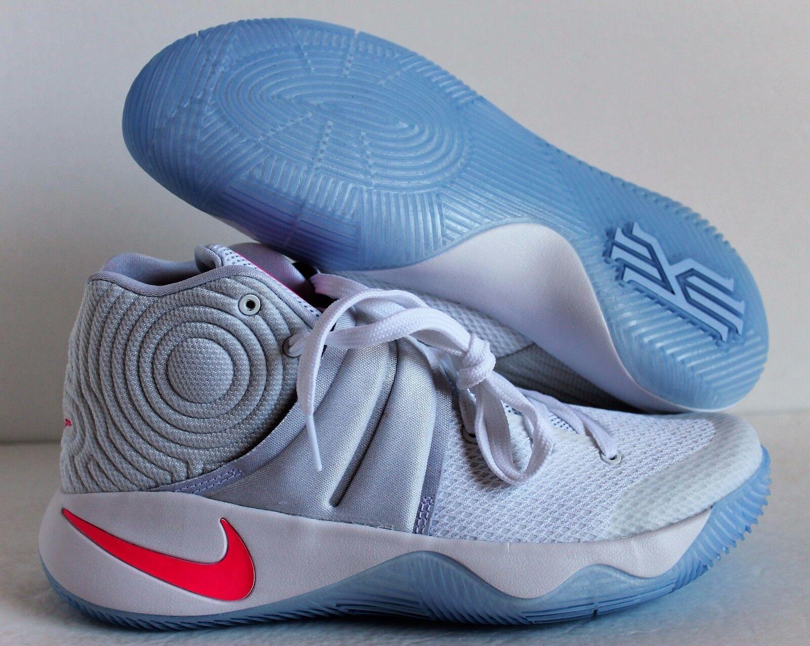 Nike Women's Kyrie 2 ID White-Pink  SZ 9.5 [843254-997]