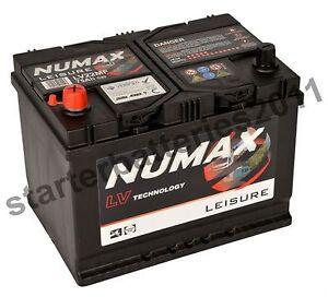 12V-75AH-Numax-LV22MF-Deep-Cycle-Battery-Horsebox-Electric-Fence-Pigeon-Magnet