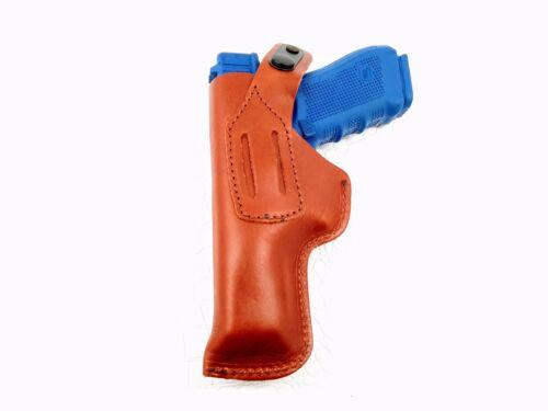 OWB Belt Side or IWB CLIP-ON Concealment Holster AKAR Choose your gun