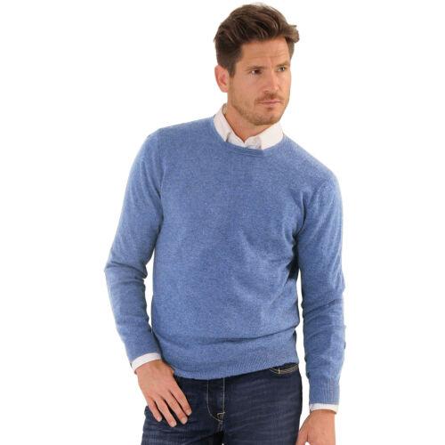 Kaschmir-Pullover DANIEL HECHTER blau 65060 182830 FB: 660