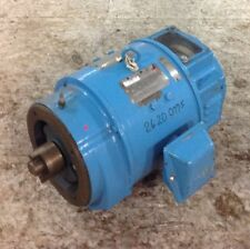 Reliance Fr 215ay 2hp Super T Dc Motor 10lr837758t3kxh Jch