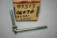 Yamaha Outboard Motorcycle Snowmobile Bolts 6 X 70mm Dome Head