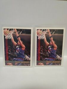 2-1997-98-Topps-Tracy-McGrady-Rookie-Card-RC-T-MAC-NBA-Raptors-125-lot