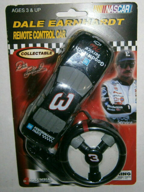 Dale Earnhardt NASCAR 2002 Columbia Collectable Remote Control Car for sale online