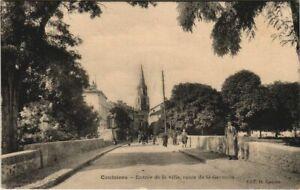 CPA Confolens Entree de la ville FRANCE (1074236)