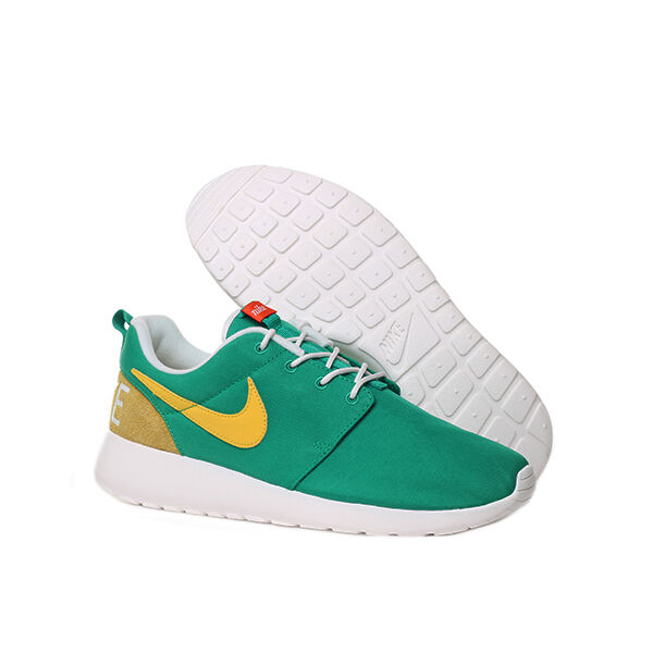 5474c8927bc Nike ROSHE ONE RETRO Men s Shoes Lucid Green Green Green 371 SIZE 8.5 9.5  e56d00
