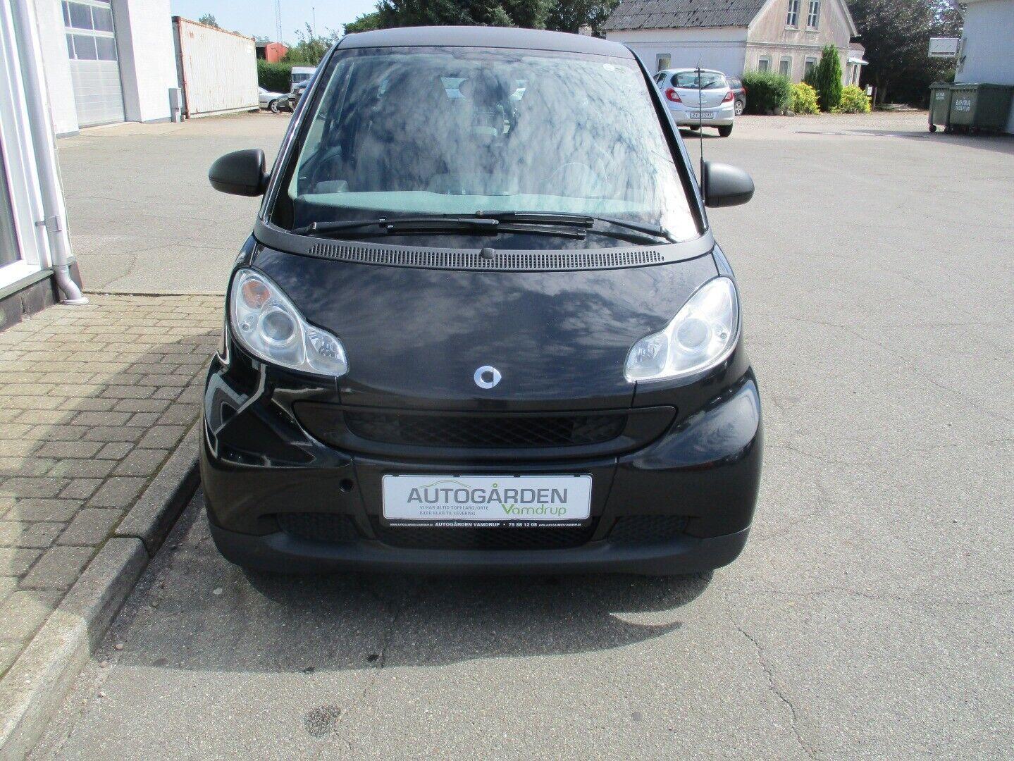 Smart Fortwo Coupé 0,8 CDi 45 Pure aut. 3d