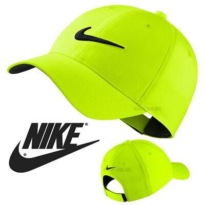 running shoes website for discount unique design NEU Nike Swoosh Basecap grün uni Golf Legacy 91 Tech Gym ...
