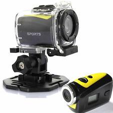 Outdoor Waterproof HD Video Sports Action Helmet Camcorder Camera F22 As Gopro