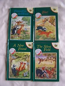 Animals-of-Farthing-Wood-SILENT-FIELD-NEW-FRIEND-FIRE-FAREWELL-TO-THE-WOOD-4HB