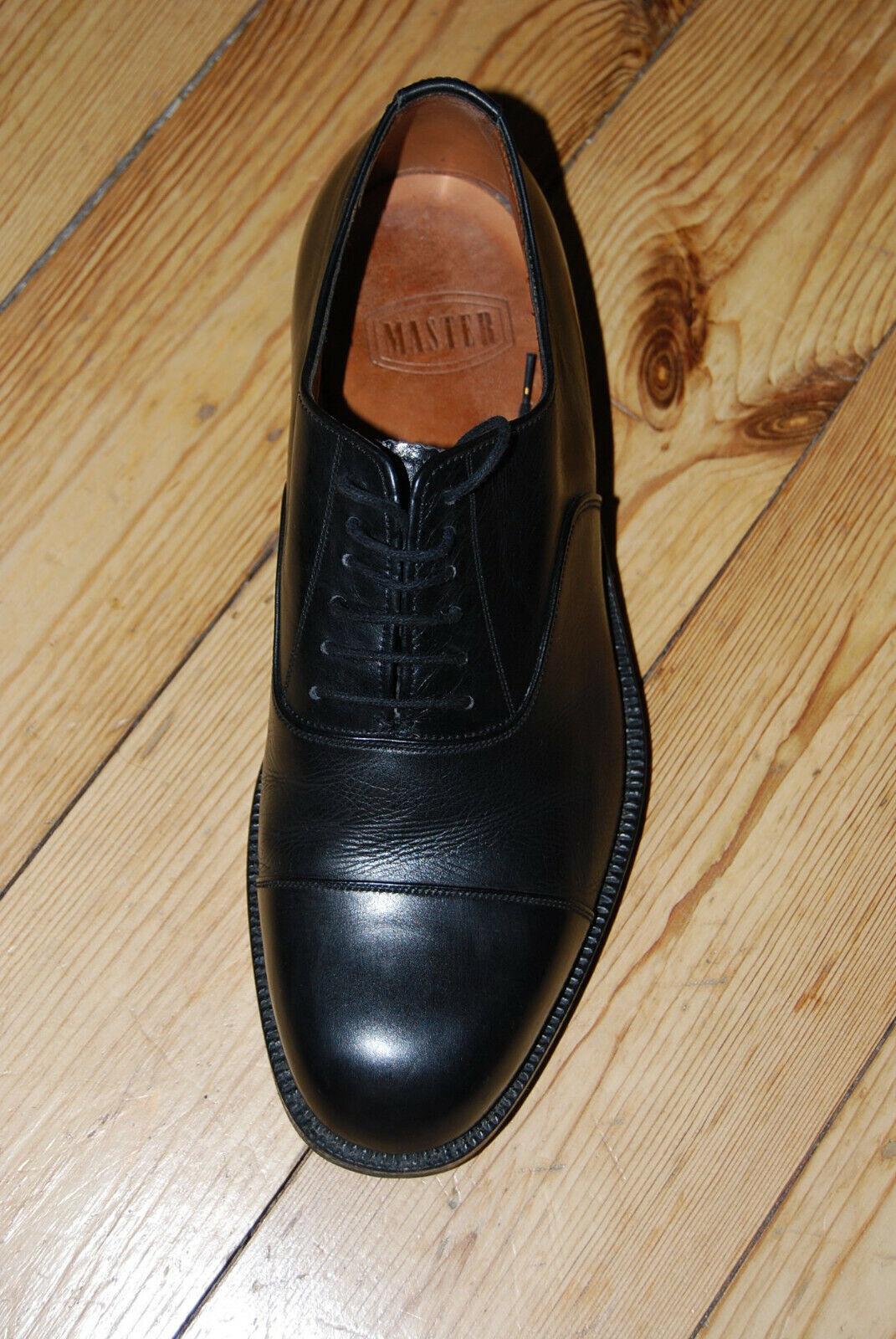 SCHWEDISCHE OFFIZIERSSCHUHE von 1956 Schuhe rahmengenäht klassisch LEDER