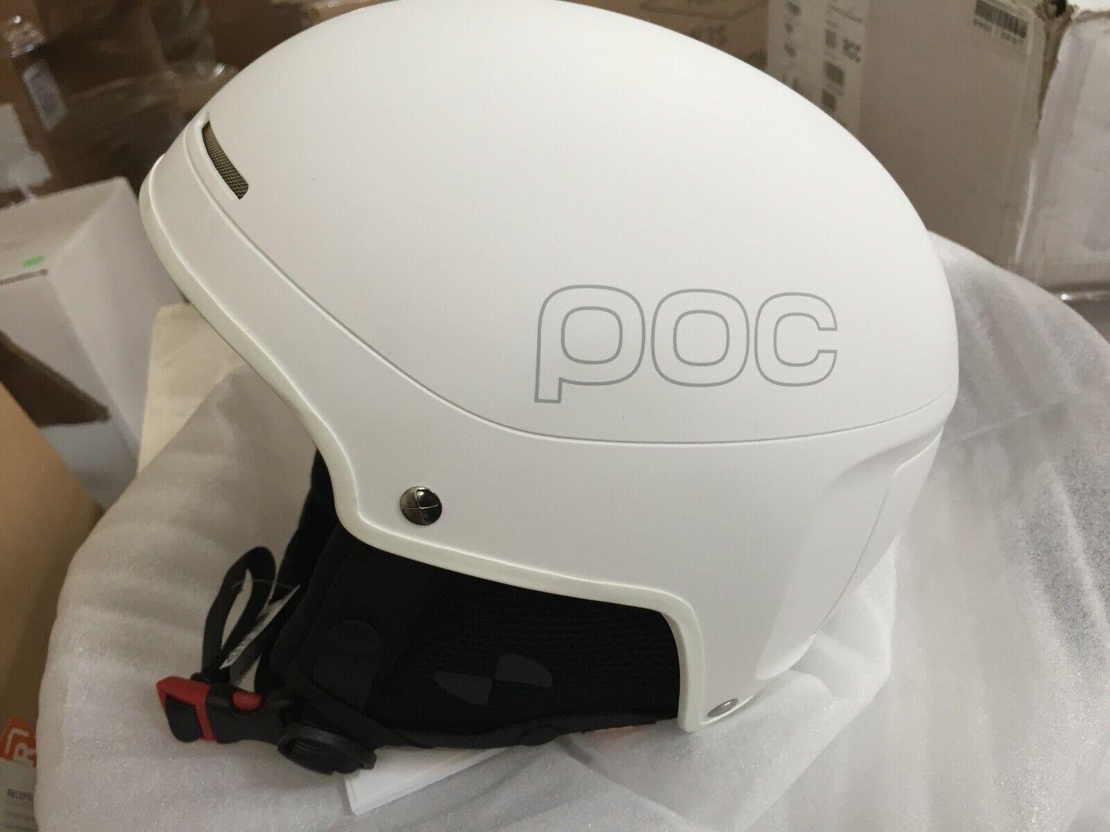 POC Skull Light Ski Helmet, Hydrogen Weiß, Small
