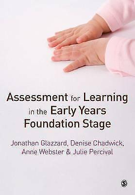 1 of 1 - Assessment for Learning in the Early Years Foundation Stage, Very Good Condition