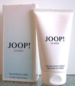 JOOP-Le-Bain-Velvet-Body-Lotion-150-ml-Neu-OVP