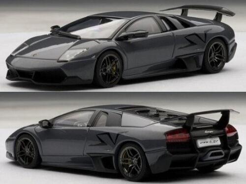 Lamborghini Murcielago Lp670 4 Sv Grigio Telesto Grey 1 43 By