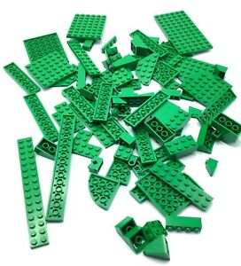 LEGO New Lot of 2 Lime Green Plant Grass Stem Pieces