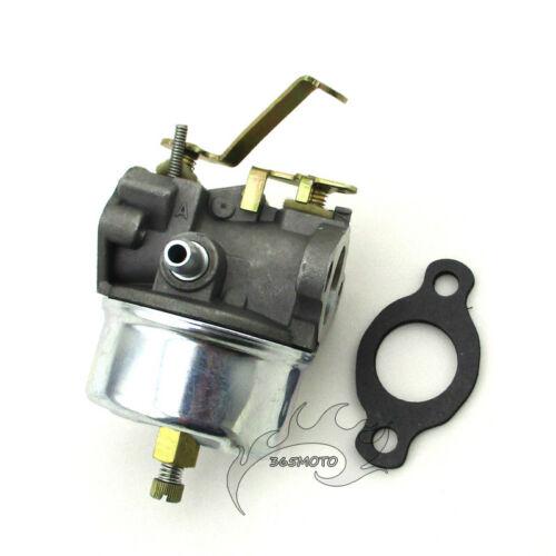 Carb Carburetor For 5HP 6HP Tecumseh H50 H60 HH60 632076 Troy Bilt Horse Tillers