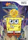 SpongeBob's Atlantis SquarePantis (Nintendo Wii, 2007)