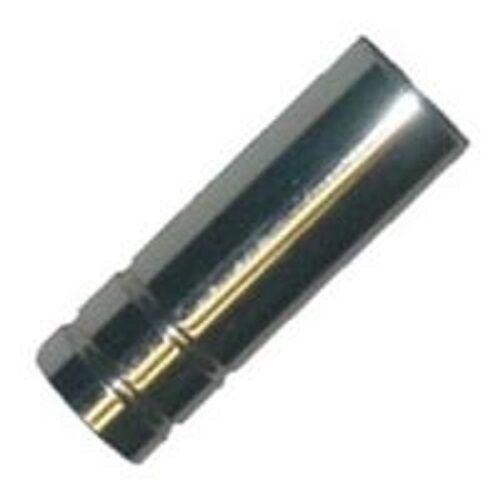 MB15 Cylindrical Mig Welding Nozzle Shroud Push fit