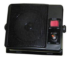 MFJ-383 Amplified Mobile Speaker