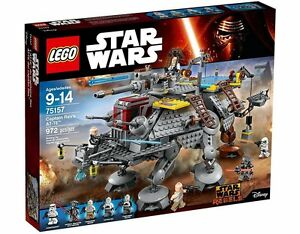 Lego Star Wars™ 75157 Captain Rex At-te ™ Neuf Emballage D'origine Misb