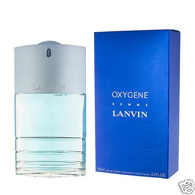 Lanvin Paris Oxygene for Men Eau De Toilette 100 ml (man)