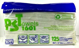 GRAHAM-Professional-PST-1601-2-Ply-Towels-125-counts-bag