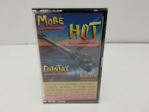 More-Hot-Country-Requests-Cassette-Tape-Willie-Nelson-Merle-Haggard-John-Conlee