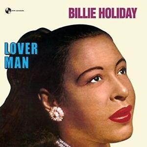 Billie-Holiday-Loverman-180gm-Vinyl-LP-NEW