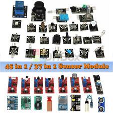 45 In 137 In 1 Sensor Module Starter Diy Kit For Arduino Raspberry Pi Education