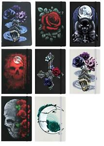 Requiem Collective A5 Hard Cover Gothic Design Notebook