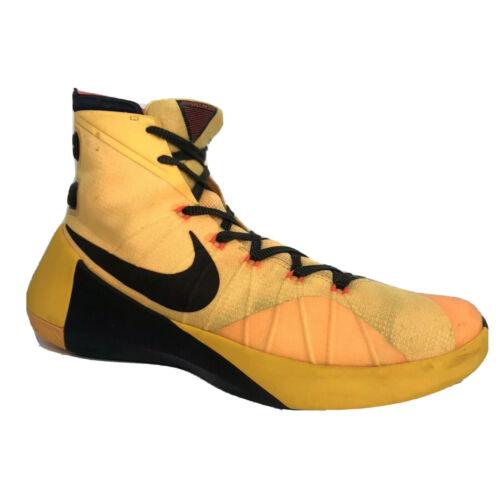 Mens Nike Hyperdunk Bruce Lee Hurache Yellow Black
