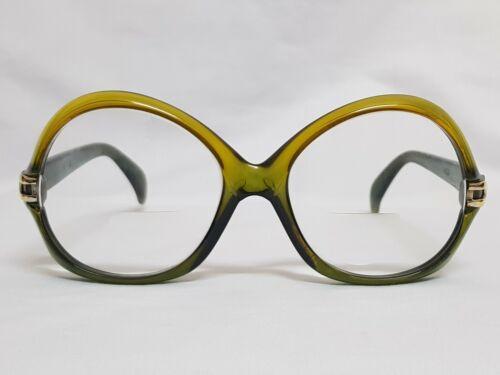 Vintage 60s Womens Givenchy Unico optyl Eyeglasses